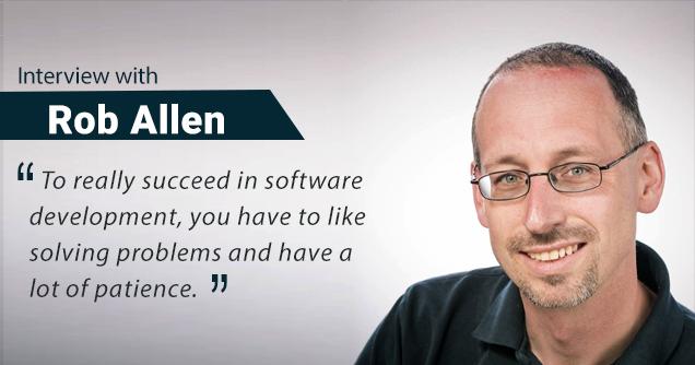 Rob Allen Interview