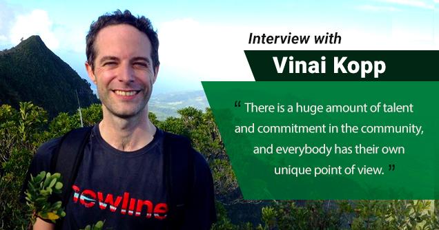 Vinai Kopp interview