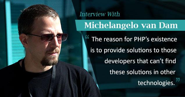 Michelangelo van Dam interview