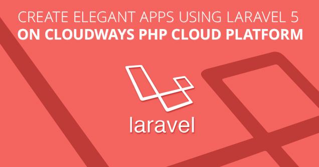 laravel-cloudways-php