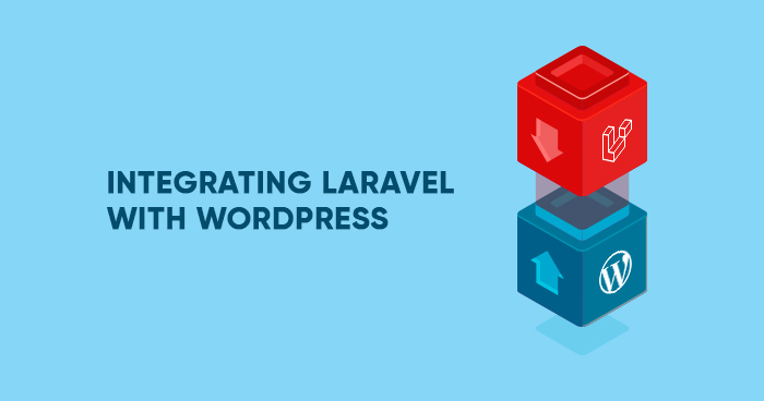 laravel wordpress