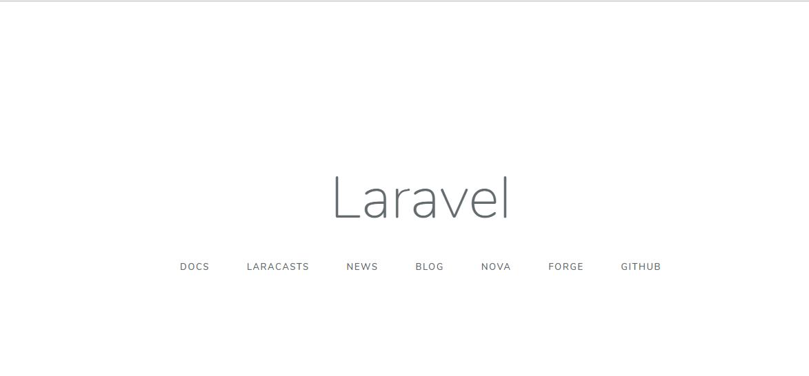 Laravel-5.8