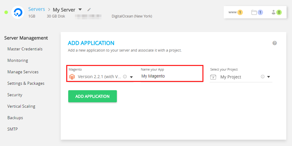 launch multiple websites one server add magento