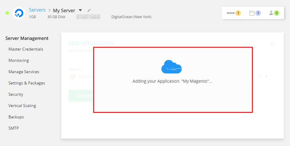 launch multiple websites one server adding magento
