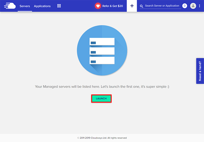 launch wordpress on linode