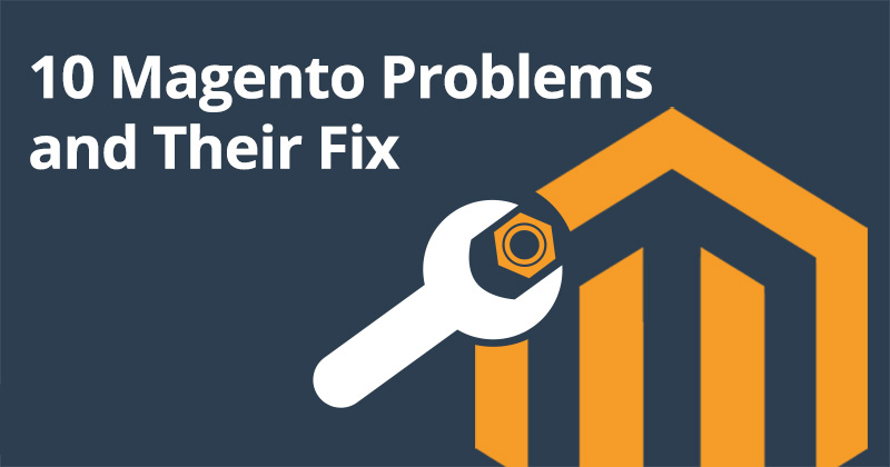 Magento Issues