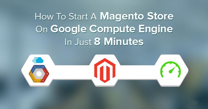 Magento On Google Cloud