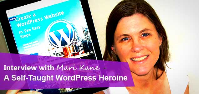 Interview With WordCamp Vancouver Speaker Mari Kane