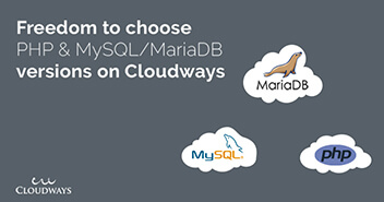 Robust MariaDB Cloud Hosting for all your applications