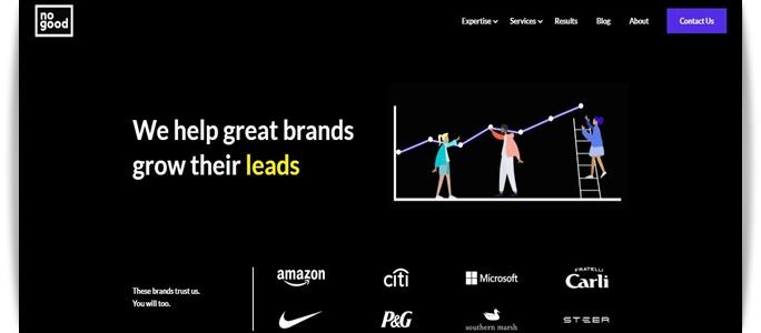 nogood marketing and advertising agency