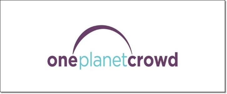 one planet crowd - Crowdfunding Netherlands