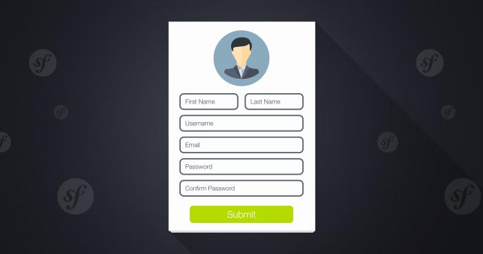 Overriding the Default Registration Form in FOSUserBundle