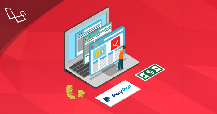 Implement Laravel Paypal Payment Gateway In Your Apps