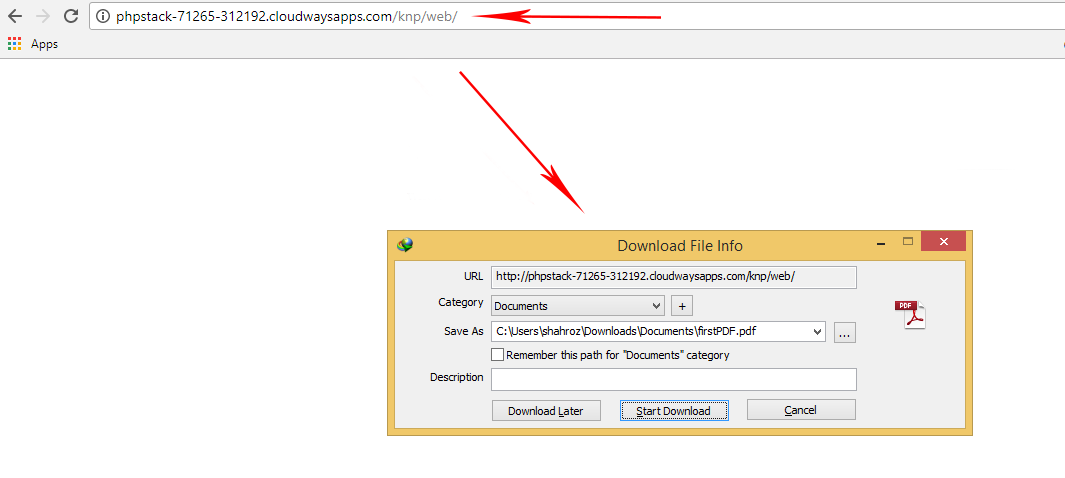 PDF Generation in Symfony Using KnpSnappyBundle