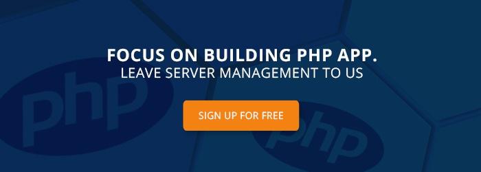 php hosting signup