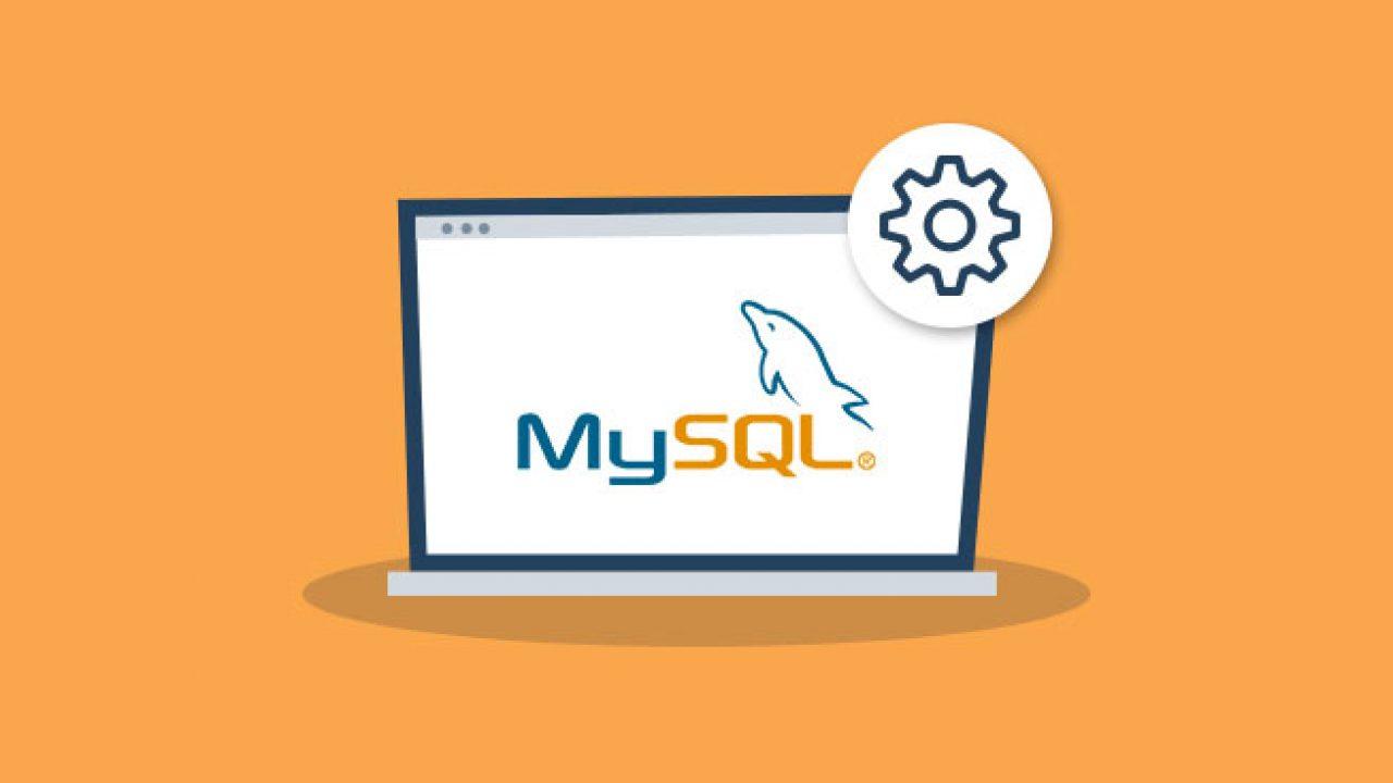 How to Setup MySQL on Local Host