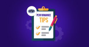 php performance tuning