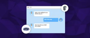 php chat app