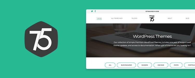 25+ Best Premium WordPress Themes Providers of 2019