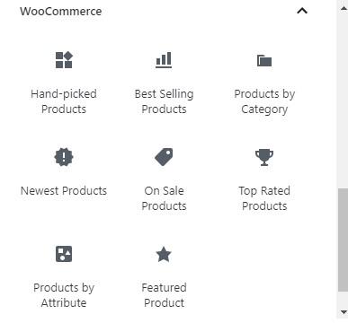 Product Block