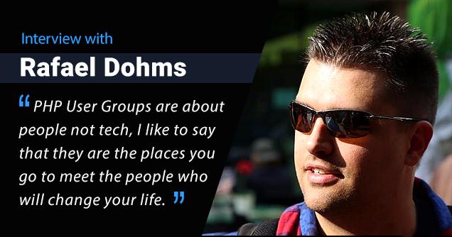 Rafael dohms interview
