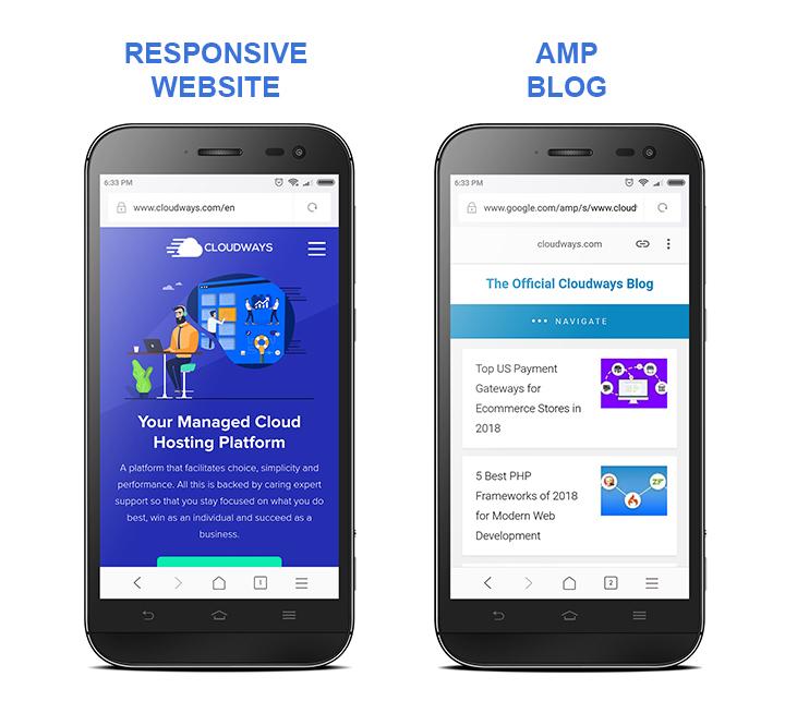 google amp core components
