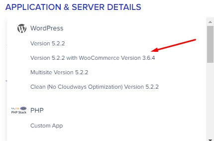 select-application