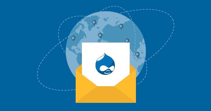 sending emails in drupal 7