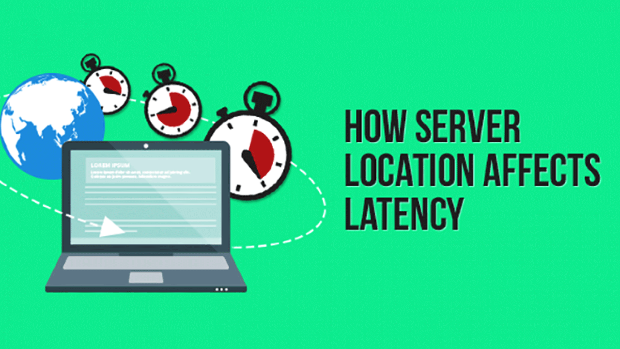 How Server Location Affects Latency