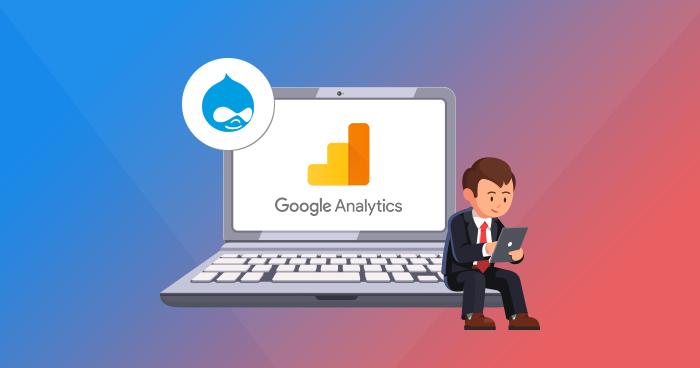 setup google analytics drupal 7