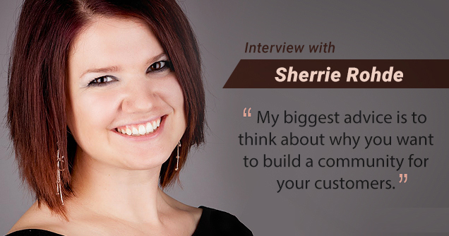 sherrie rohde interview