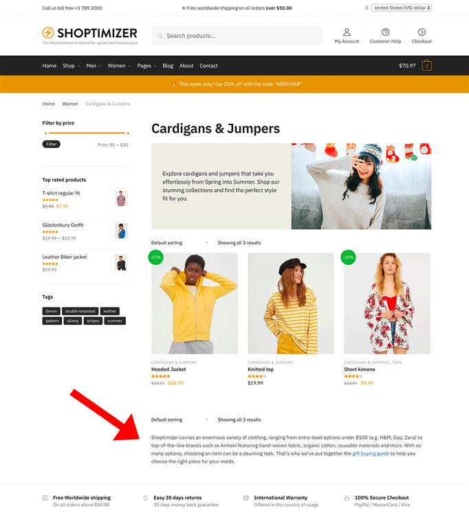 shoptimizer improved seo