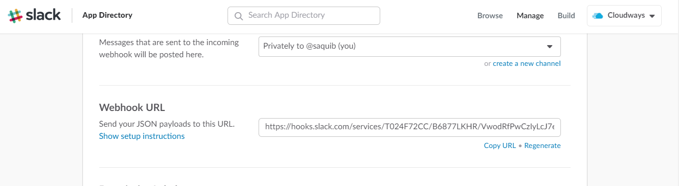 Create a Laravel notification System via Email and Slack