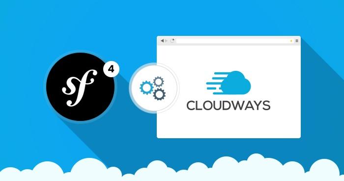 install symfony 4 on cloud