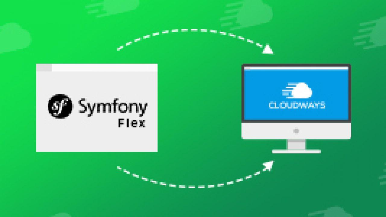 Symfony Flex Simplifies Symfony Application Management