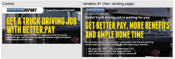 truckersreport case study