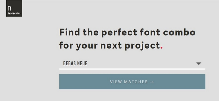 type genius font selector