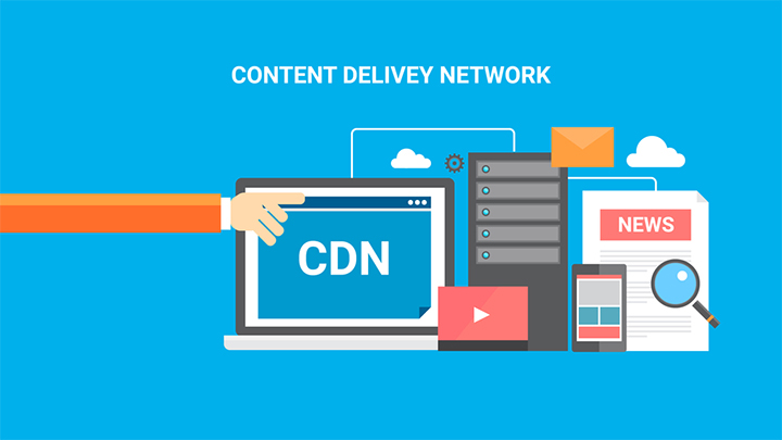 use content delivery network