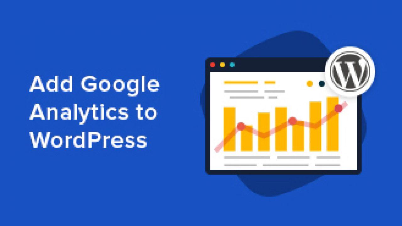 how to find google analytics code in wordpress