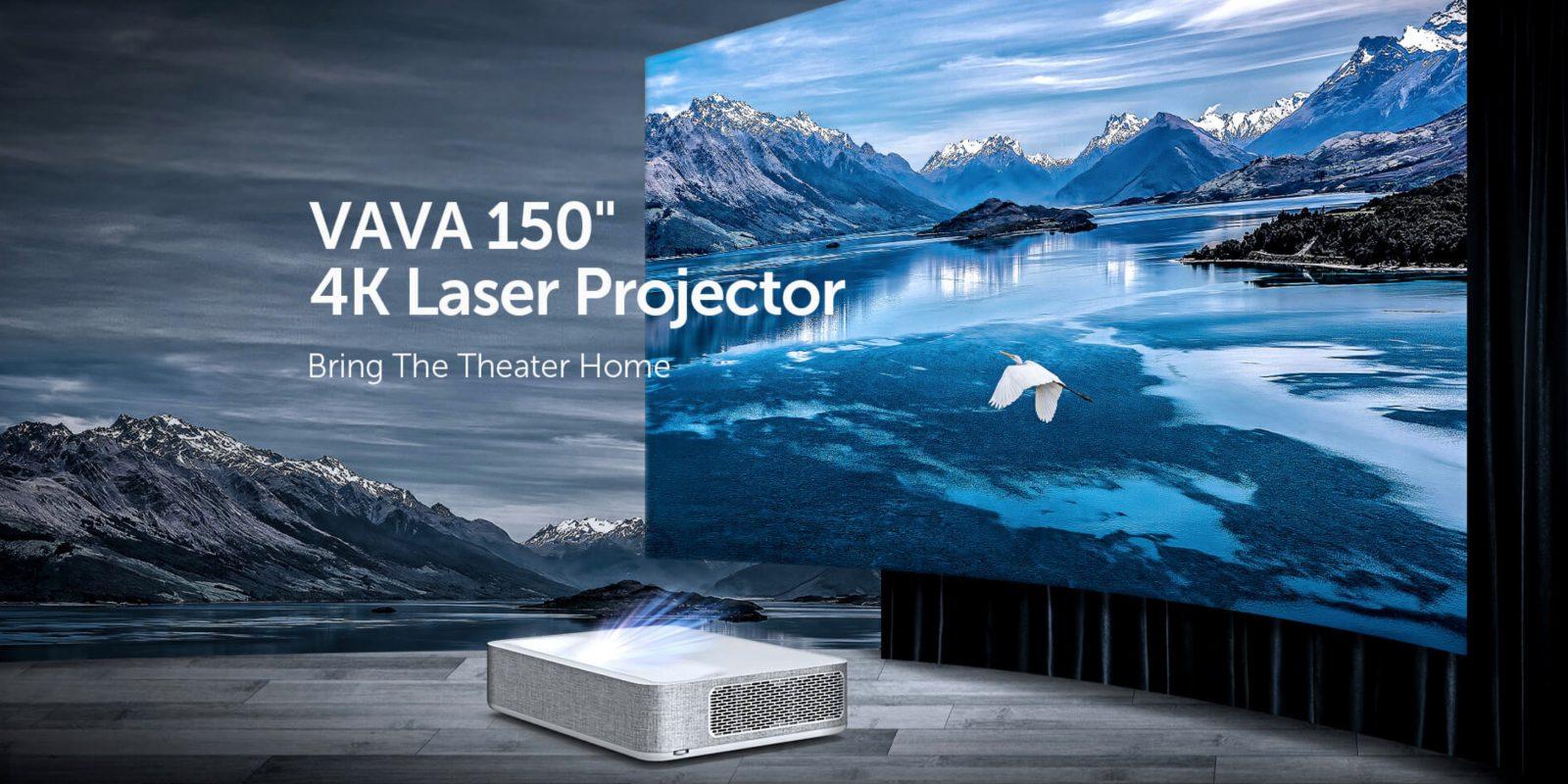 VAVA 4K Laser Projector example 3