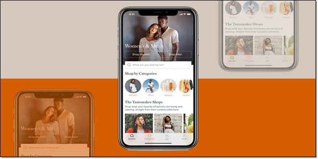 verishop ecommerce startup
