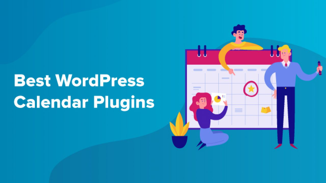 10 Best WordPress Calendar Plugins For Event