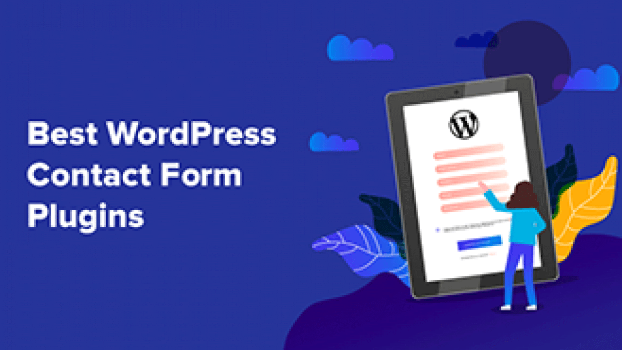 10 Best WordPress Contact Form Plugins in 2019