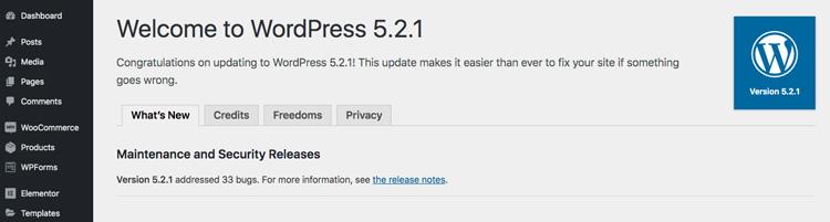 WordPress管理服務