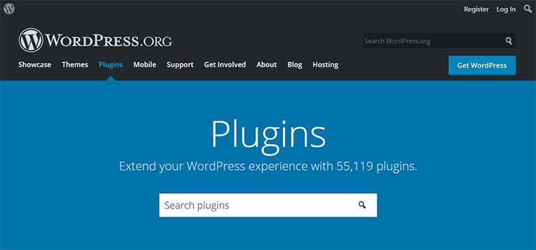 wordpress plugin repository
