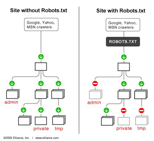 wordpress with robots txt