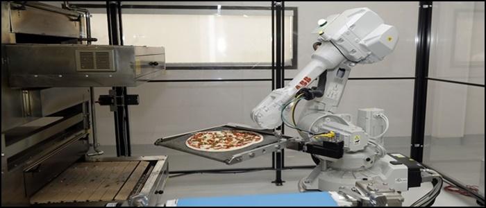 Zume Pizza Robotics Startups