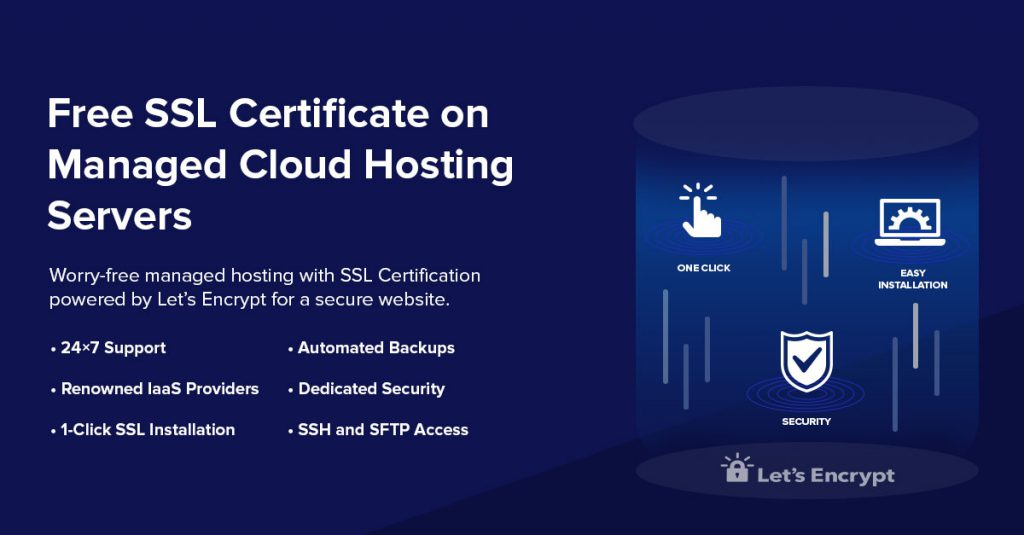 Protect your cloud servers with FREE SSL Certificates