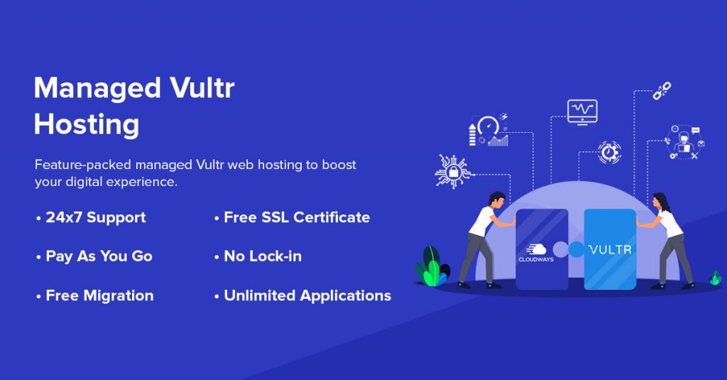 Vultr хостинг хостинг с удаленным доступом mysql