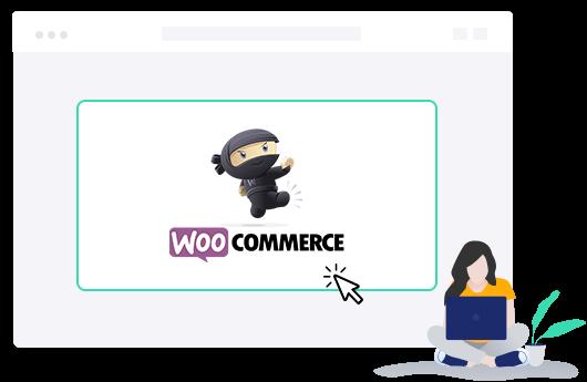 host WooCommerce